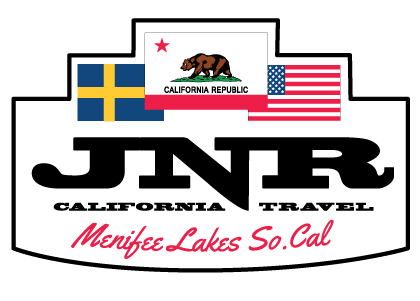 JNR Californian Travel